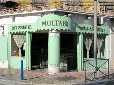Multari Boulangerie in Nice France