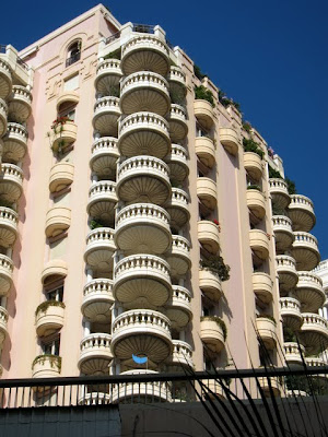 Monaco architecture