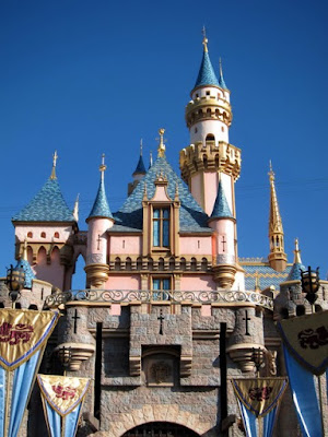 Disneyland Magic Kingdom
