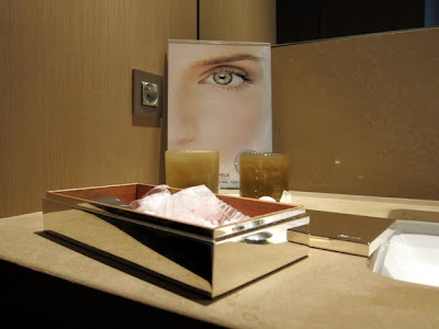 Anne Semonin Spa in Paris at Hotel le Bristol