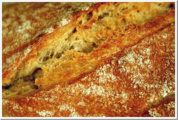 chleb Norwich sourdough crust