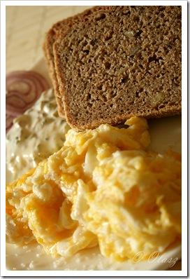 chleb żytnio-pszenny, rye and wheat bread