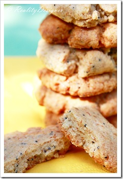 ciastka Tea Time cookies