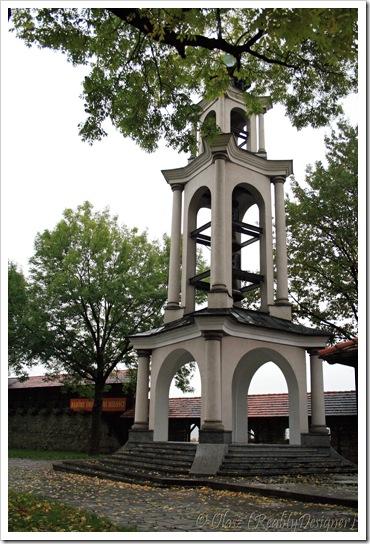 Nowy Sącz, Bazylika Kolegiacka św. Małgorzaty, dzwonnica