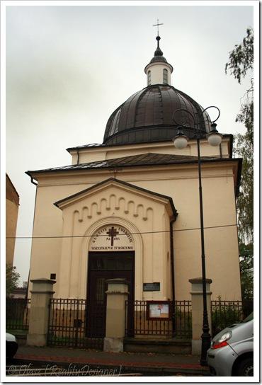 Nowy Sącz, Zespół poklasztorny OO Franciszkanów