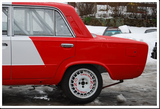 FSO Rally Team, Fiat 125p