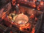 India's Fast Breeder Nuclear Reactor Core being transported & lowered into place