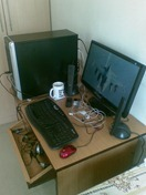 My new Rig - www.shubhspace.com