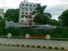 Warbird: MiG-23 in Pune [National Highway 4]