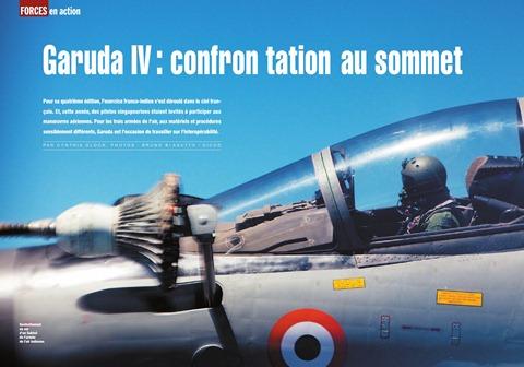 Indian Air Force Sukhoi-30 MKI at Exercise Garuda, France