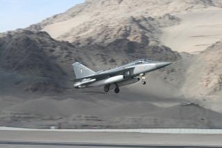 India's Light Combat Aircraft [LCA] Tejas