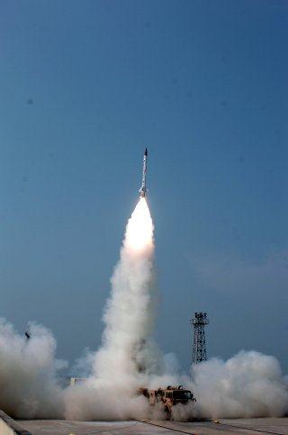 Advanced Air Defence (AAD) Anti-Ballistic Missile Defense