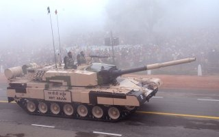 Indian Army Main Battle Tank [MBT] Arjun wallpaper