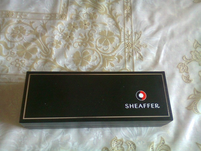 20110405-Prize-Sheafer-Ballpoint-Pen-02
