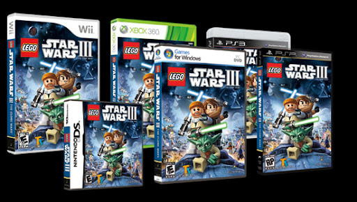 lego star wars ds games