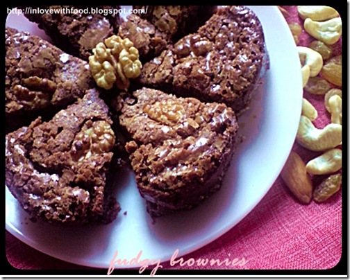 fudgy brownies1
