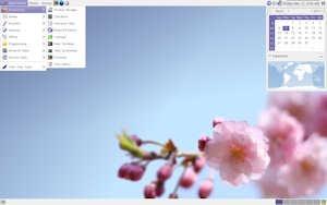 vine linux 03 escritorio