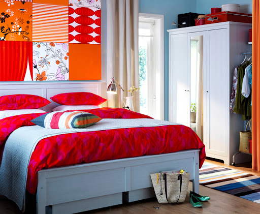Schlafzimmer Ikea-2010-Schlafzimmer-Beispiele