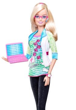 barbie%20engenheira Barbie Engenheira de Computação?