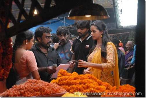 Jackie_Kannada_Movie_Working Stils2