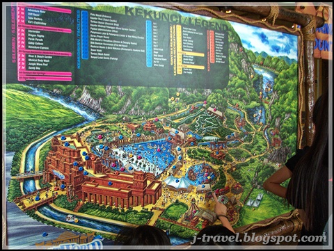 My trips the lost world of tambun perak the lost world of tambun map gumiabroncs Choice Image