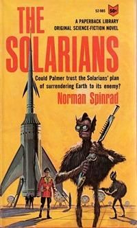 Norman Spinrad coperta Solarienii