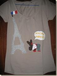 Camiseta de Maché terminada (1)