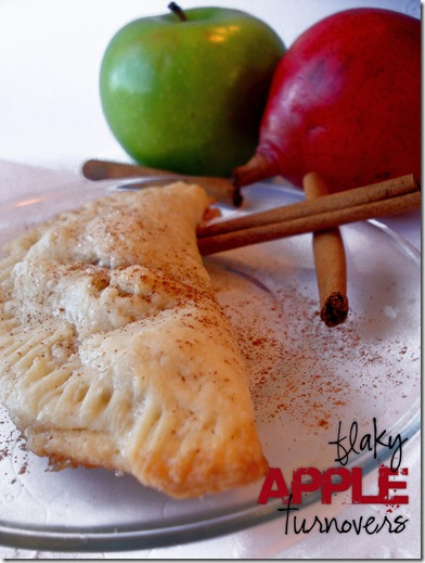 Tuesdays With Dorie…Flaky Apple Turnovers