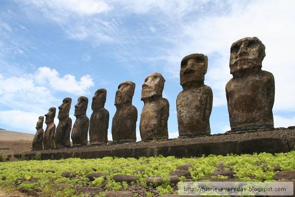 Easter Island復活島funny-everyday.blogspot.com0019