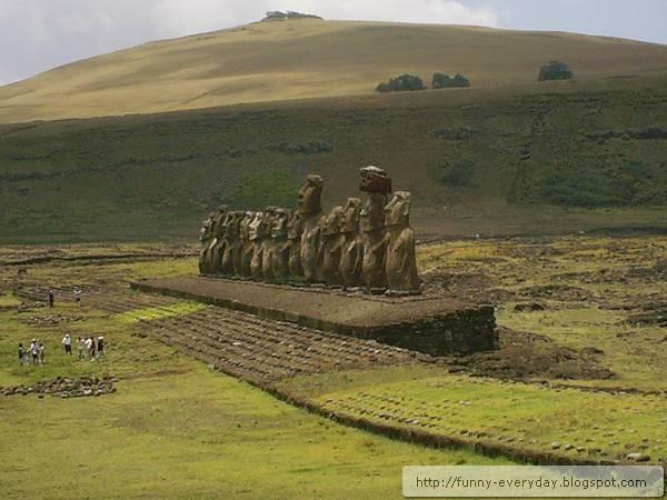 Easter Island復活島funny-everyday.blogspot.com0010