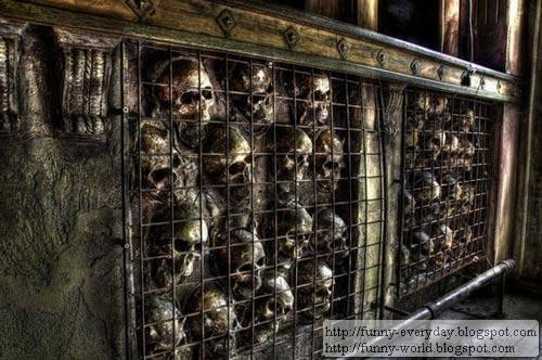 比利時 幽靈餐廳 腦漿派 (2)