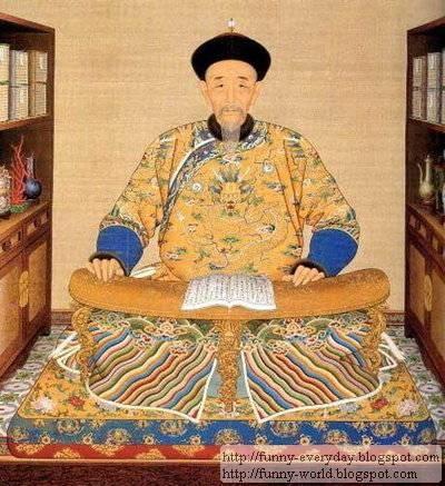 清朝皇帝的作息表
