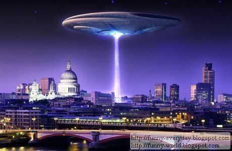 外星人入侵