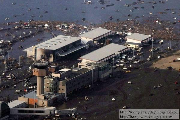日本地震海嘯後空拍圖 (8)