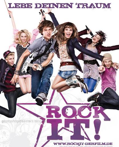 Rock It PSD