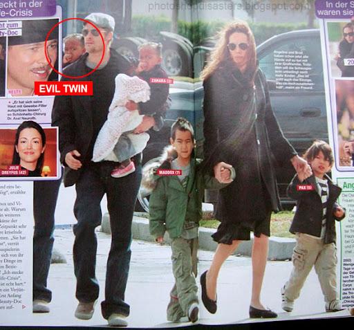 Brad Pitt and