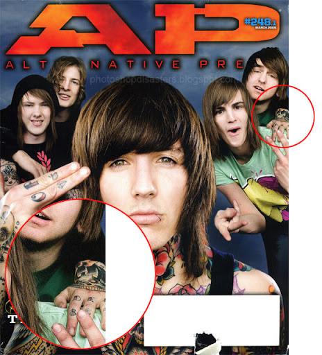 Alternative Press PSD