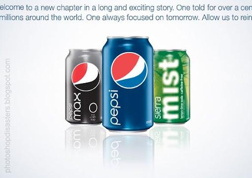 Pepsi PSD