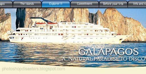 Galapagos Explorer PSD