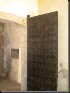 Porte de Gênes - detail