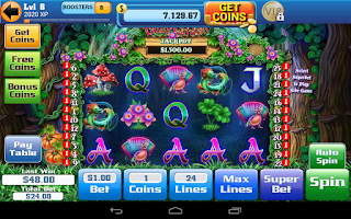 Screenshot of Slots Casino Ino Slot Machines