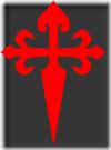 emblema de la Orden Religiosa y Militar de Santiago