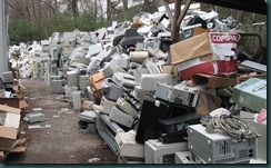 recycle, computer recycle, TV recycle, environment, ecology