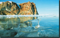 the lake of Baikal, Baikal Lake, Siberia, environment