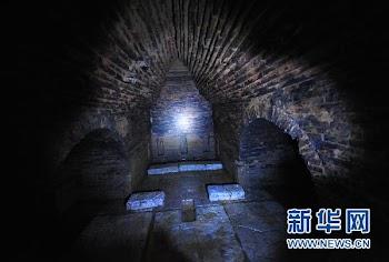 """南京发现南唐""""第三陵"""" 墓主疑为大周后"""