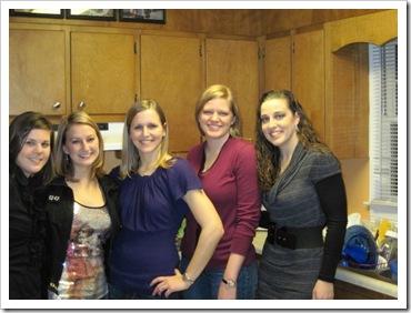 NYE 10 Merritt house girls
