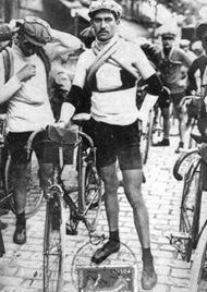 Henri pelissier - won 1923