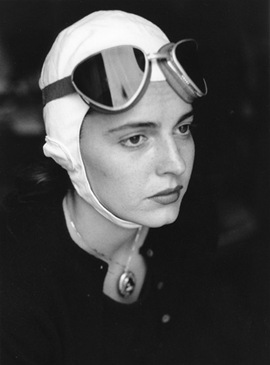 Jinx in Goggles - Florence 1951