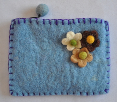 Felt Purse