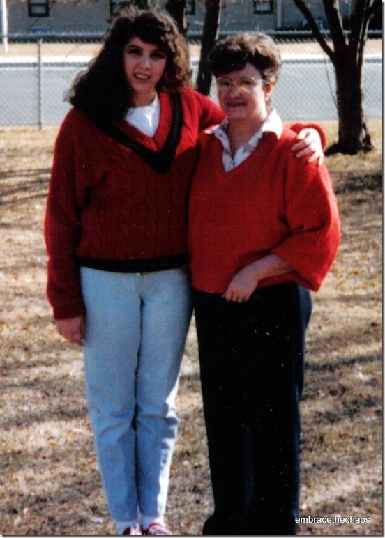 Mom and Me-1